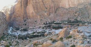 Wadi Tiwi, Hajar Oriental 5