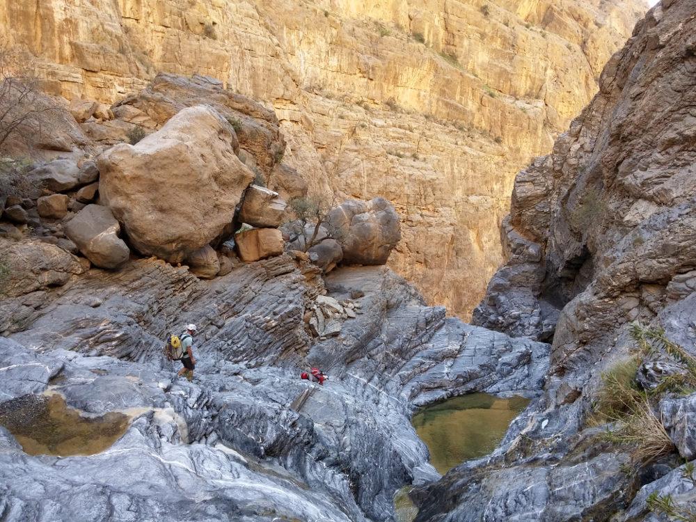 Wadi Qasheh, Sayq Plateau 9