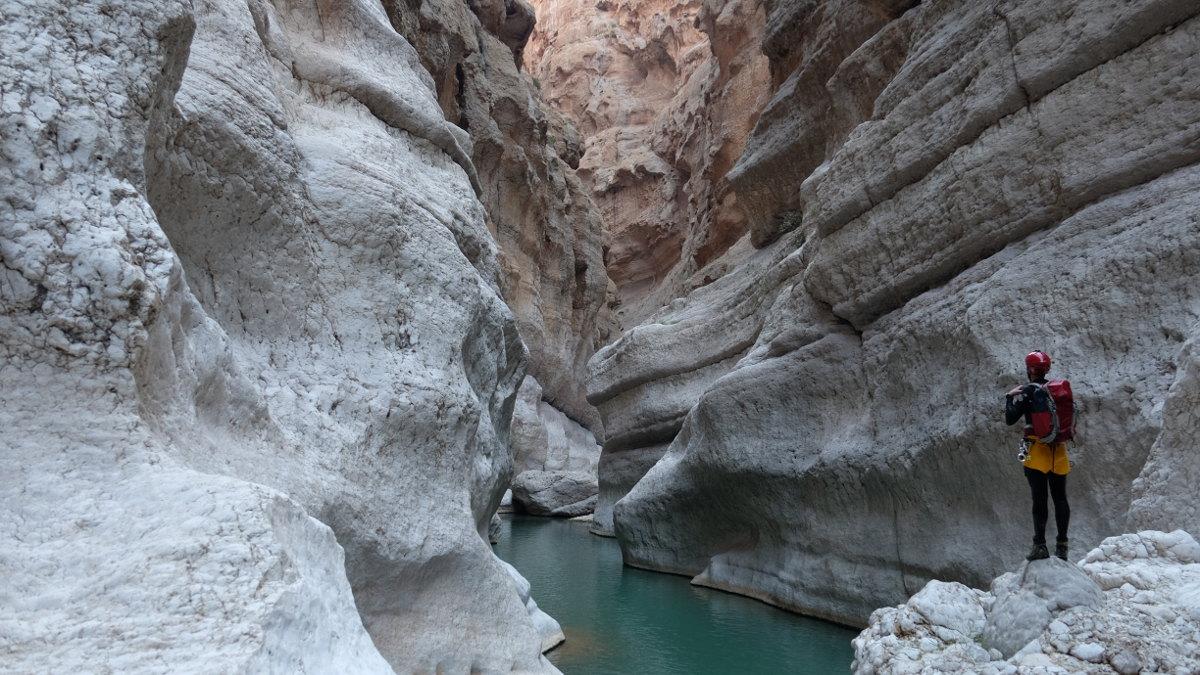 Wadi Tiwi, Hajar Oriental 18