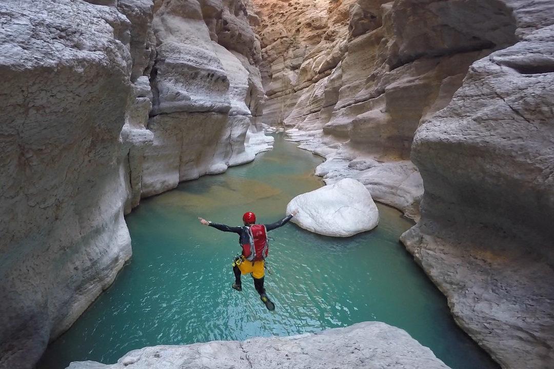 Wadi Tiwi, Hajar Oriental 1