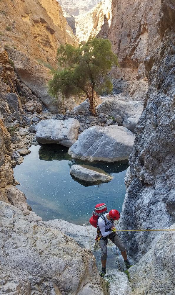 Wadi Qasheh, Sayq Plateau 29