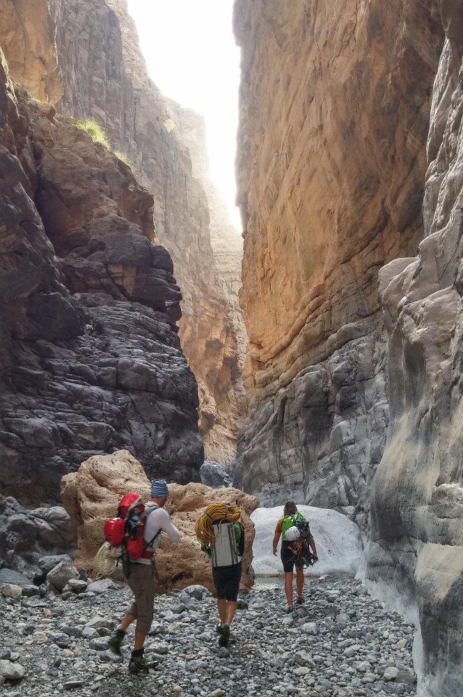 Wadi Qasheh, Sayq Plateau 40