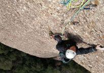 GEDE al Agulla Gran del Pas del Princep, Montserrat, Espagne 22