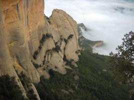 Canal del Cavall Bernat, Montserrat 19