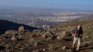 Kolak Chal trek, Teheran, Iran 9