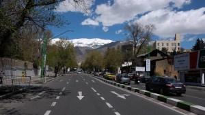 Mont Tochal, Teheran, Iran 1