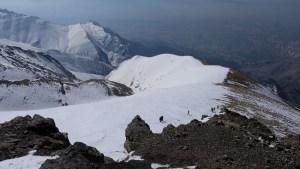 Mont Tochal, Teheran, Iran 18