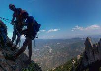 Via Aleix a la Punxa, Montserrat 9