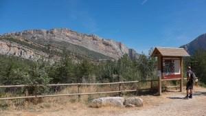 Las Pasarelas de Montfalco, Aragon 7