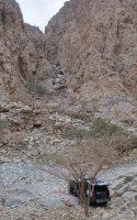 Wadi Naqab Trek, Ras Al Khaimah, Émirats Arabes Unis 1