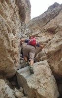 Wadi Naqab Trek, Ras Al Khaimah, Émirats Arabes Unis 3