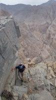 Wadi Naqab Trek, Ras Al Khaimah, Émirats Arabes Unis 10