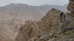Wadi Naqab Trek, Ras Al Khaimah, Émirats Arabes Unis 13