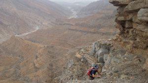 Wadi Naqab Trek, Ras Al Khaimah, Émirats Arabes Unis 14