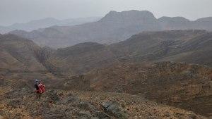 Wadi Naqab Trek, Ras Al Khaimah, Émirats Arabes Unis 17