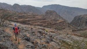 Wadi Naqab Trek, Ras Al Khaimah, Émirats Arabes Unis 23