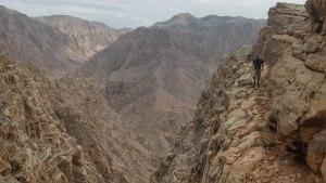 Wadi Naqab Trek, Ras Al Khaimah, Émirats Arabes Unis 24