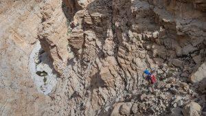 Wadi Naqab Trek, Ras Al Khaimah, Émirats Arabes Unis 28