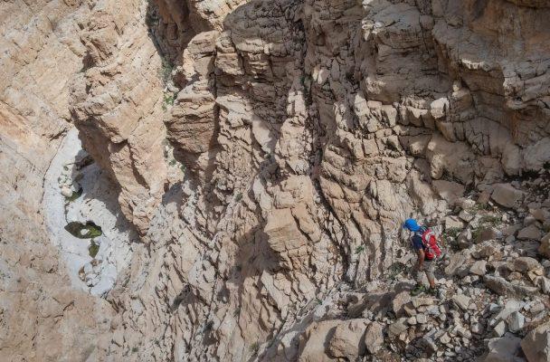 Wadi Naqab Trek, Ras Al Khaimah 2