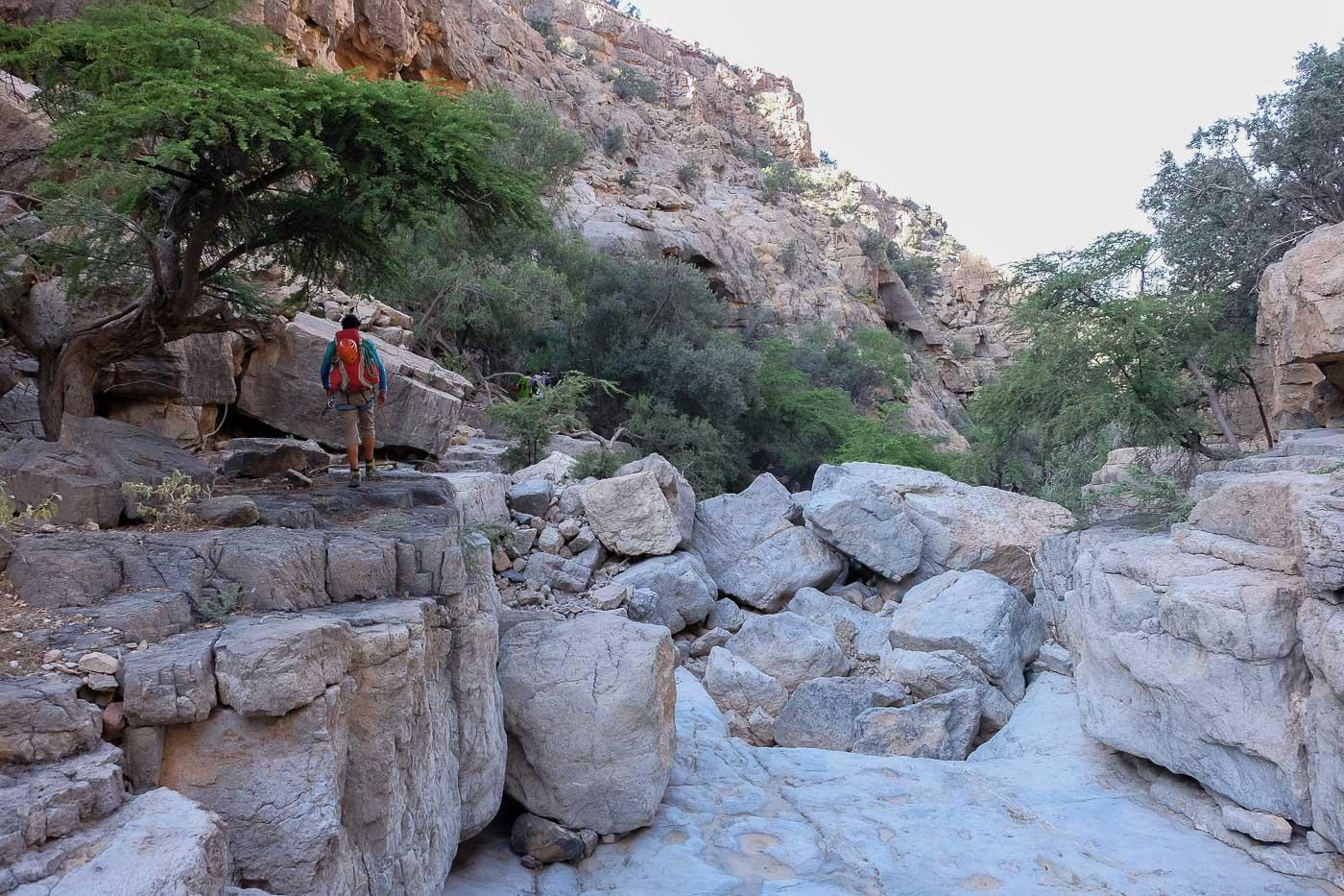 Wadi Kamah, Sayq Plateau 27