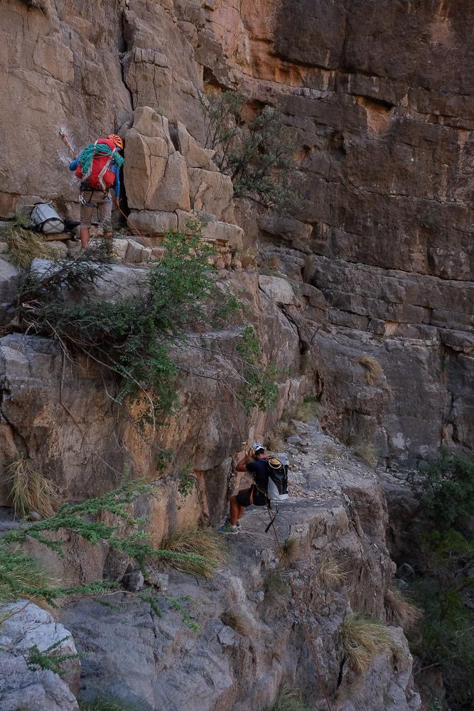 Wadi Kamah, Sayq Plateau 33