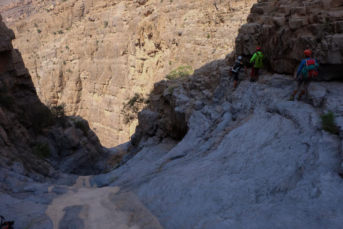 Wadi Kamah, Sayq Plateau 38