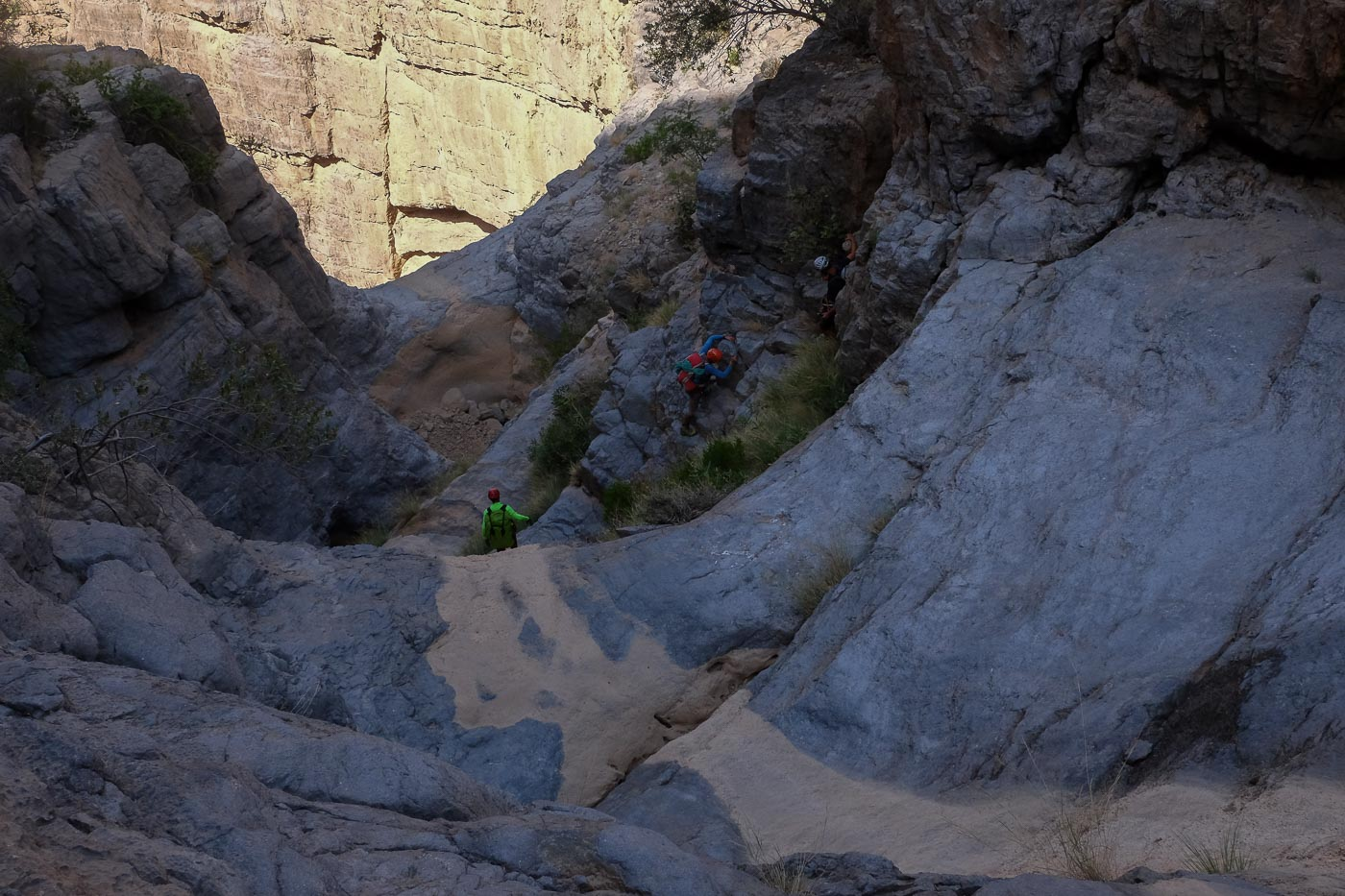 Wadi Kamah, Sayq Plateau 39