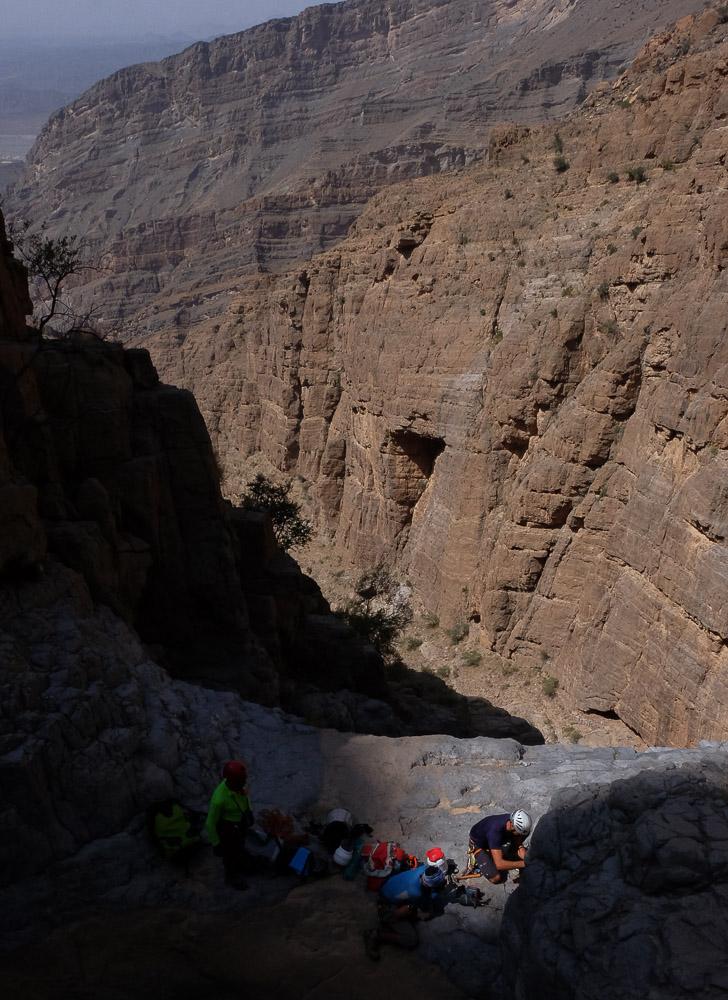 Wadi Kamah, Sayq Plateau 41