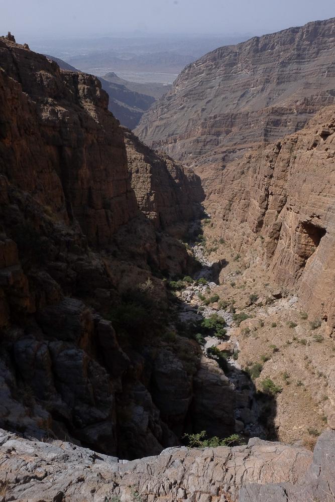 Wadi Kamah, Sayq Plateau 42
