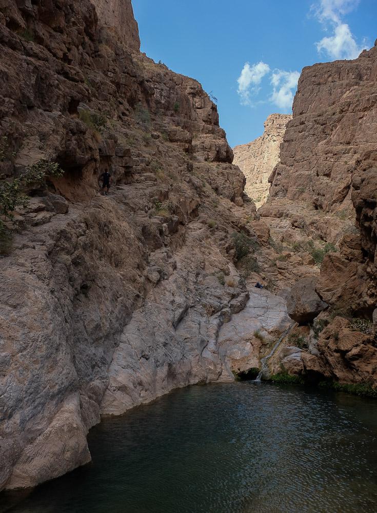 Wadi Kamah, Sayq Plateau 66