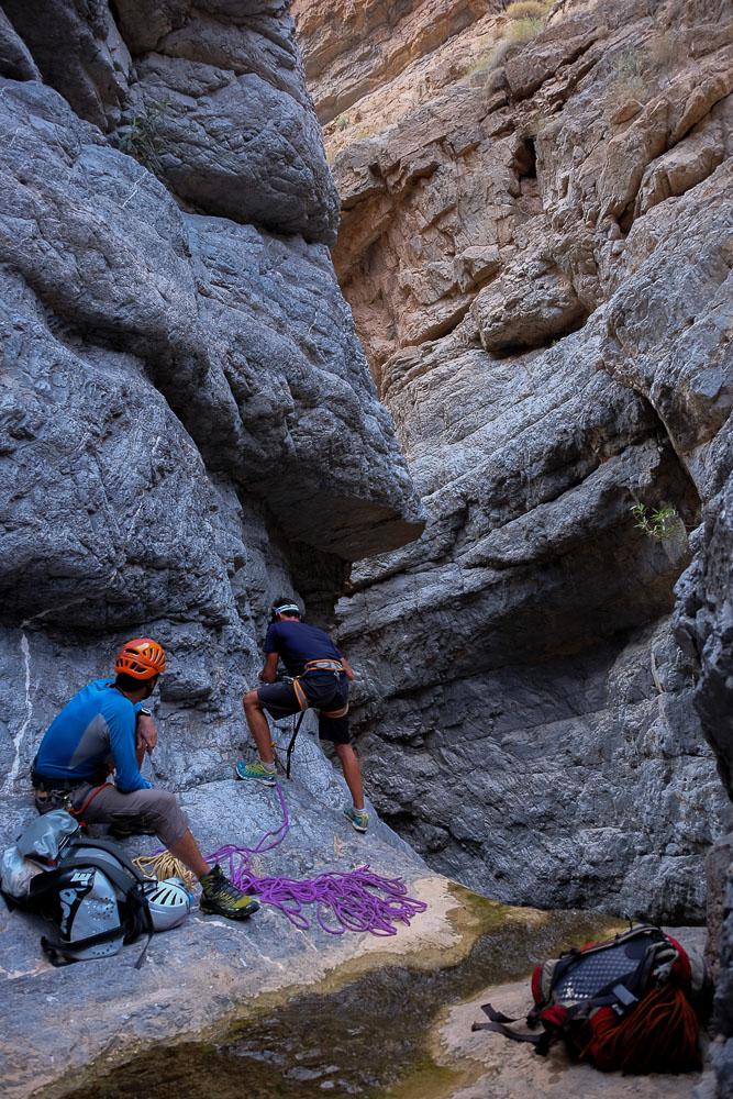 Wadi Kamah, Sayq Plateau 70