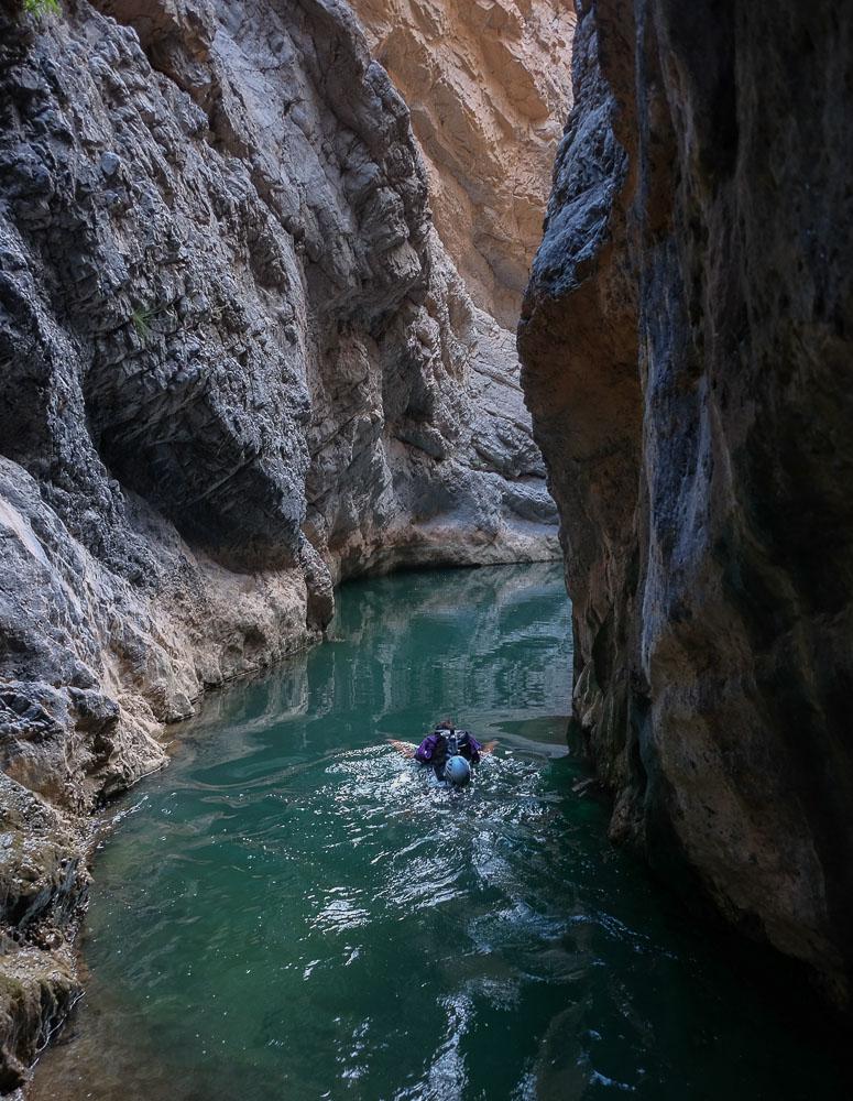 Wadi Kamah, Sayq Plateau 76