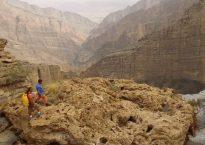 Canyoning et spéléo en Oman, Documentaire 3
