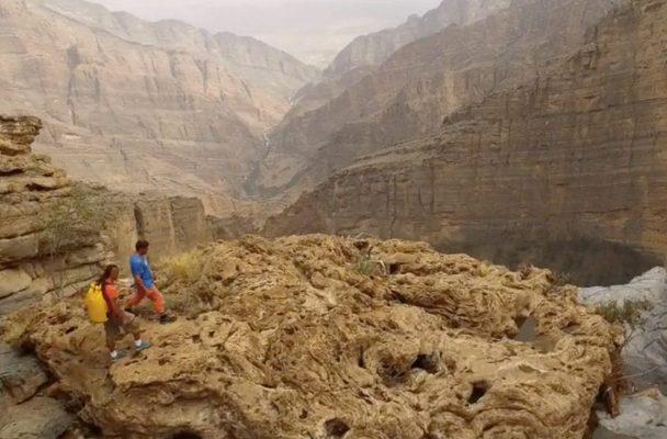 Canyoning et spéléo en Oman, Documentaire 2