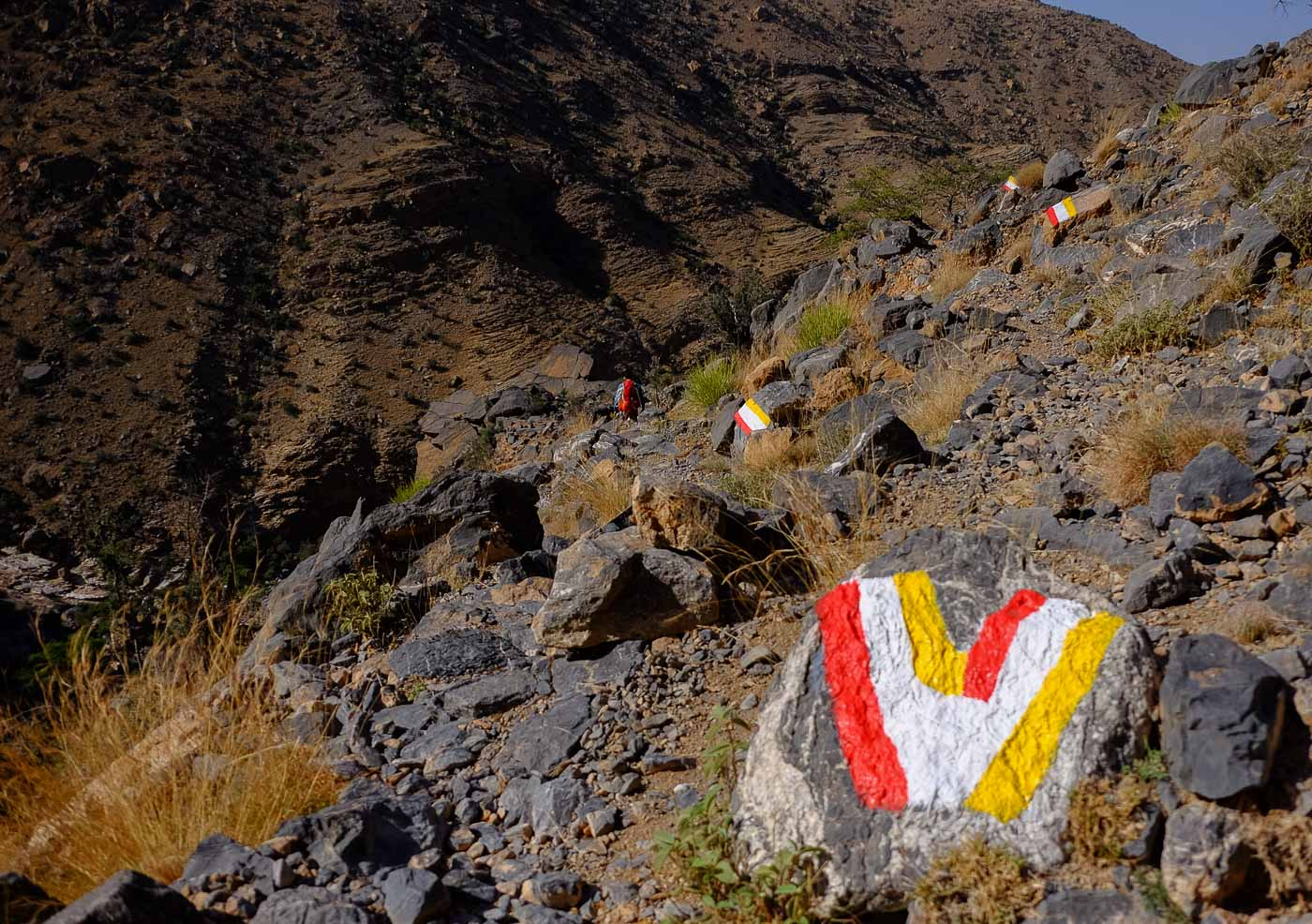 Wadi Hijri, Sayq plateau 6
