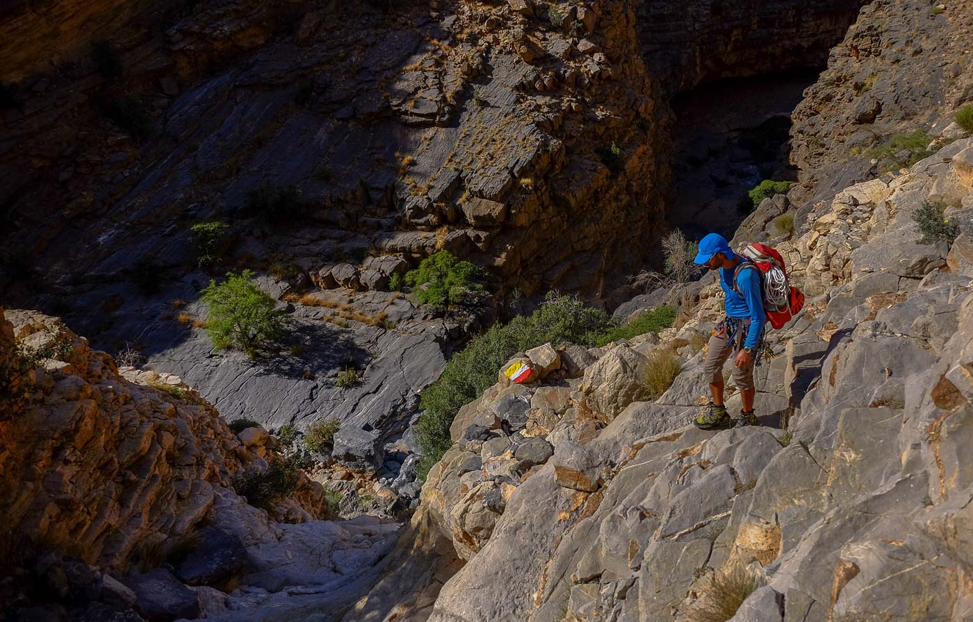 Wadi Hijri, Sayq plateau 7