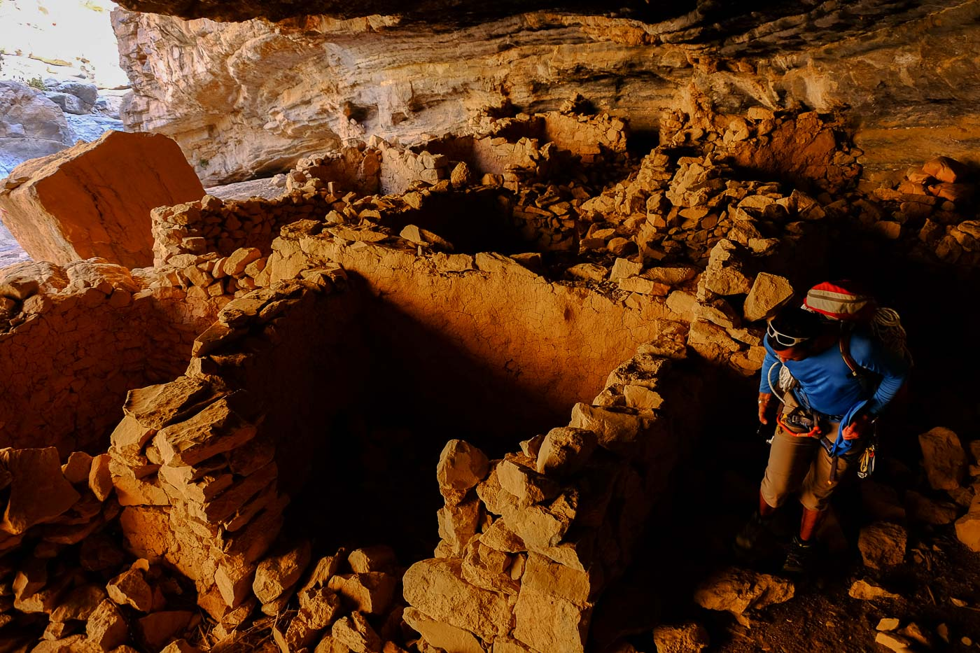Wadi Hijri, Sayq plateau 10