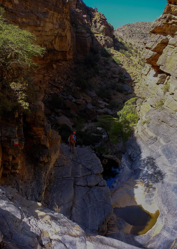 Wadi Hijri, Sayq plateau 13