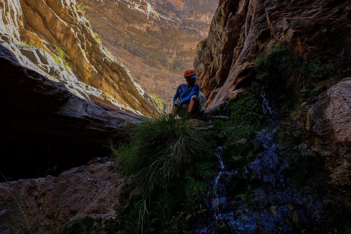Wadi Hijri, Sayq plateau 14