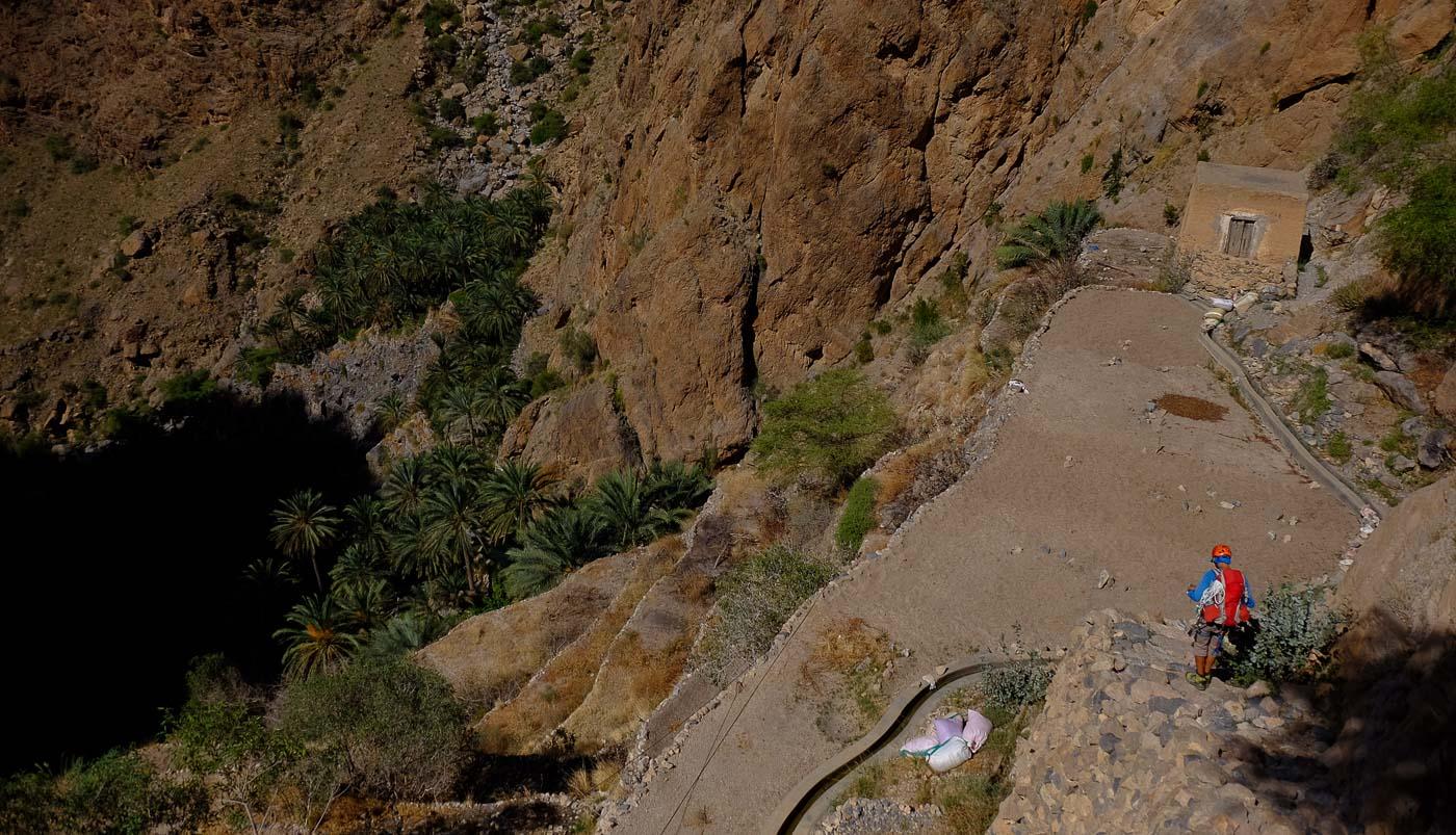 Wadi Hijri, Sayq plateau 16