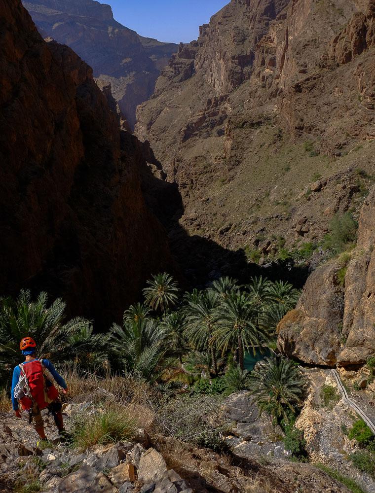 Wadi Hijri, Sayq plateau 17