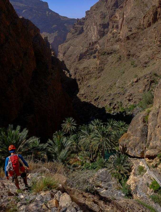 Wadi Hijri, Sayq plateau 19
