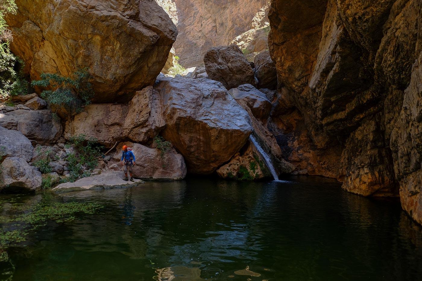 Wadi Hijri, Sayq plateau 30