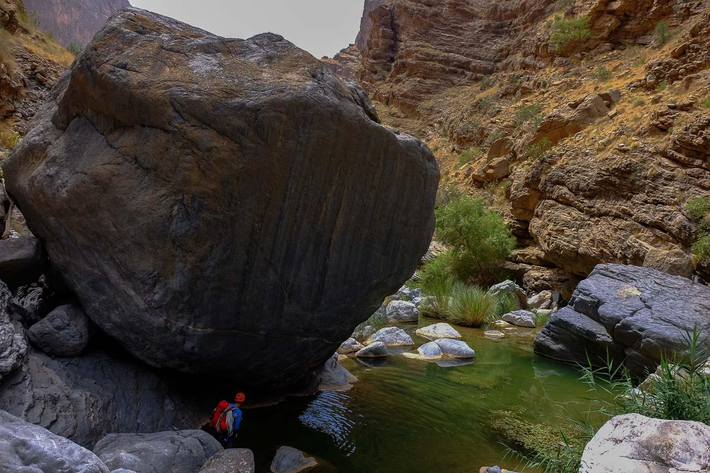 Wadi Hijri, Sayq plateau 34