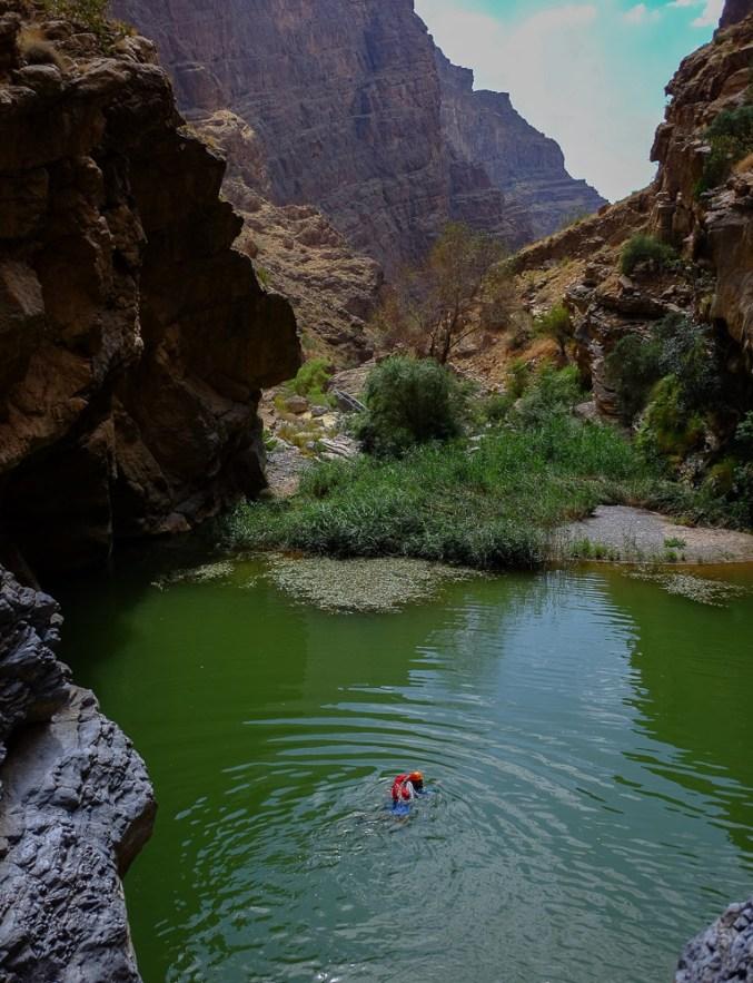 Wadi Hijri, Sayq plateau 38