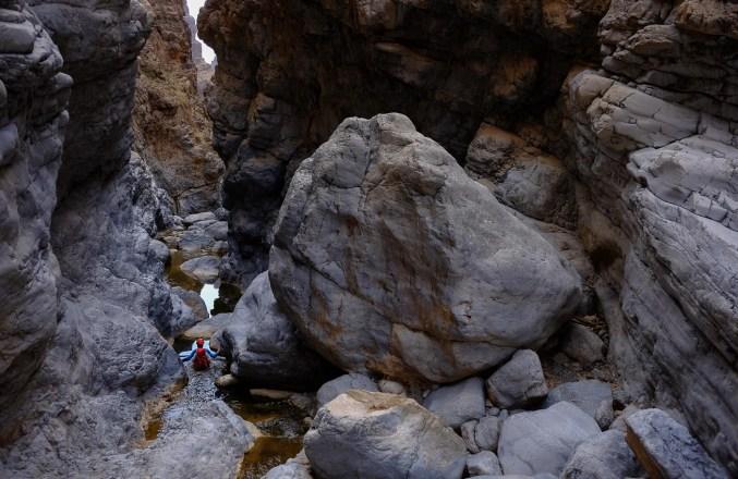 Wadi Hijri, Sayq plateau 48