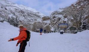 Darabad Peak, Mont Tochal, Teheran, Iran 2