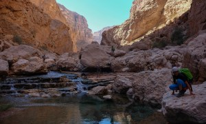 Wadi Al Hail, Hajar Oriental 16