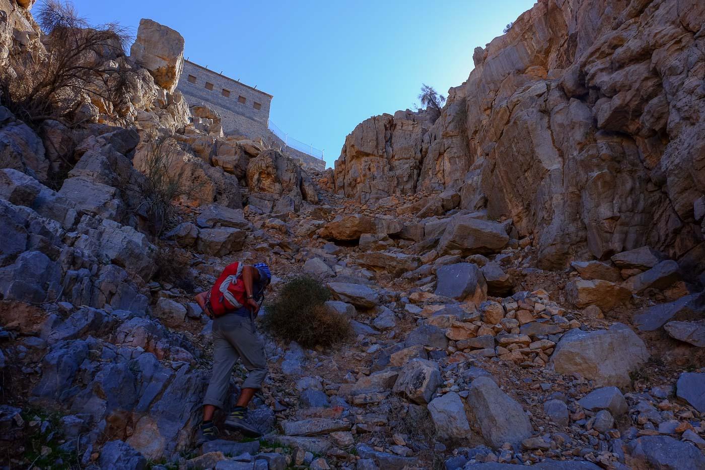 Gorges du Kirithon, Ras Al Khaimah 17