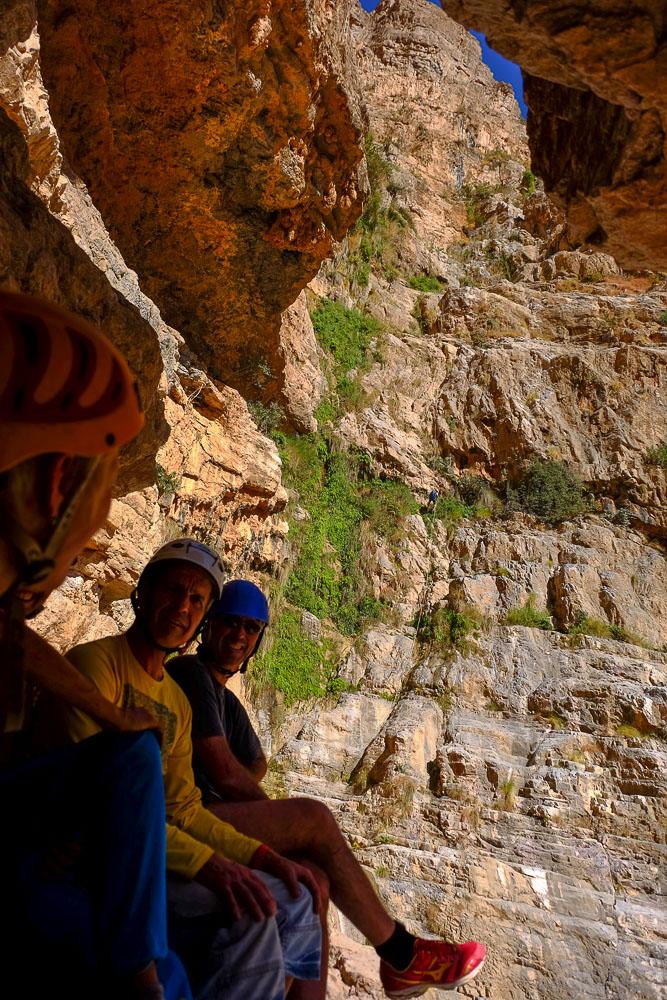 Wadi Kamah, Sayq Plateau 7